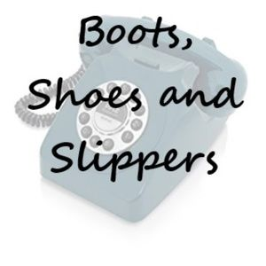 Boots, shoes & slippers